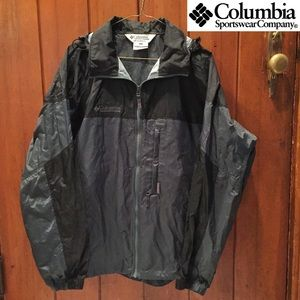 COLUMBIA windbreaker - men's small